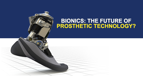 Bionics: The future of prosthetic technology?