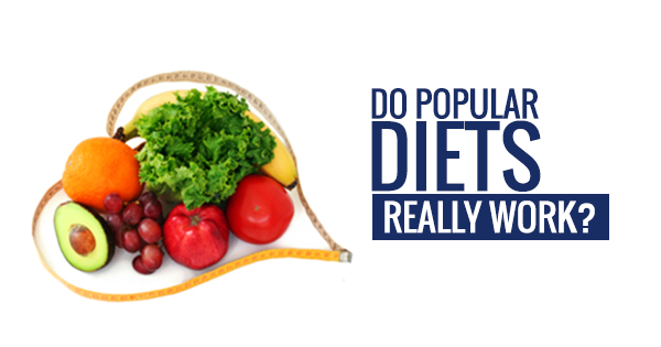 Do Popular Diets Really Work?